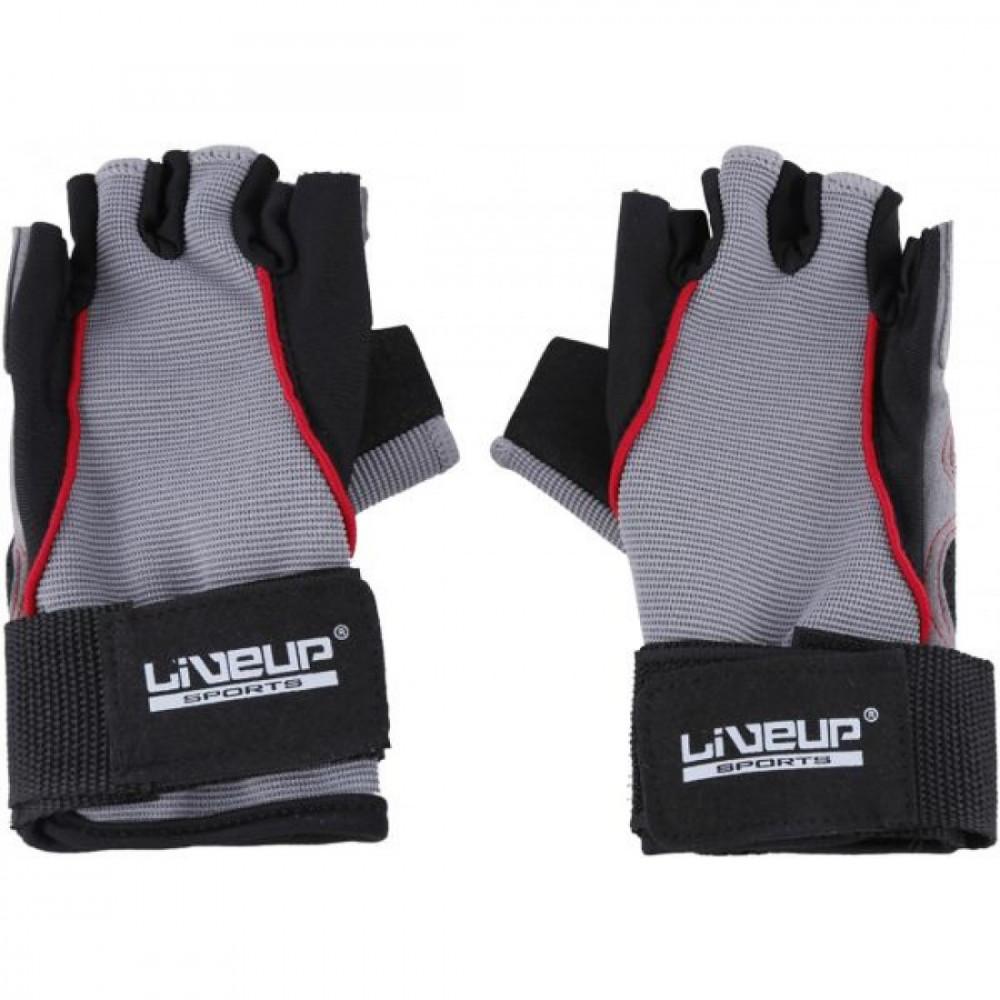 Перчатки для тренировки LiveUp TRAINING GLOVES, LS3071