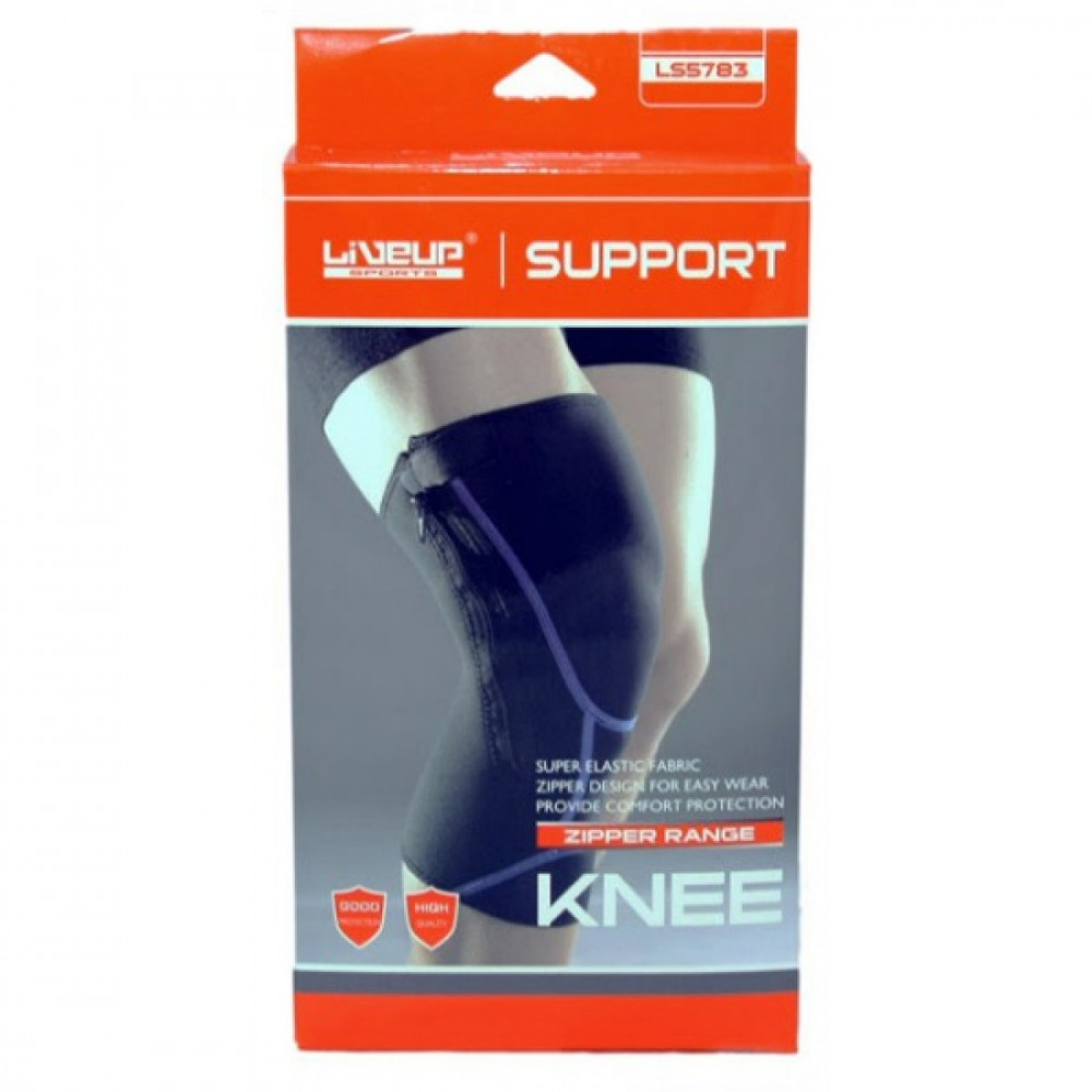 Фиксатор колена LiveUp KNEE SUPPORT, LS5783
