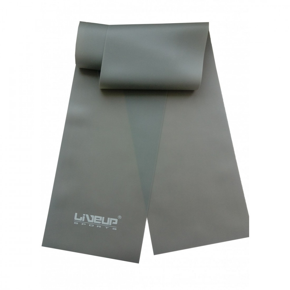 Еспандер-стрічка LiveUp TPE BAND, опір дуже сильний, 1,2 м, LS3204-SSg
