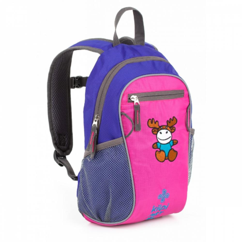 Рюкзак дитячий Kilpi FIRST, рожевий