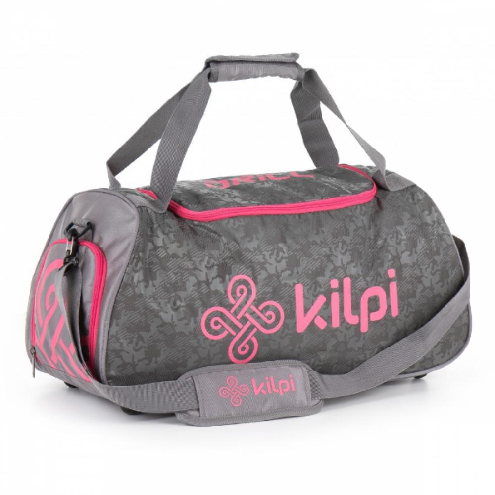 Спортивна сумка Kilpi DRILL, сірий