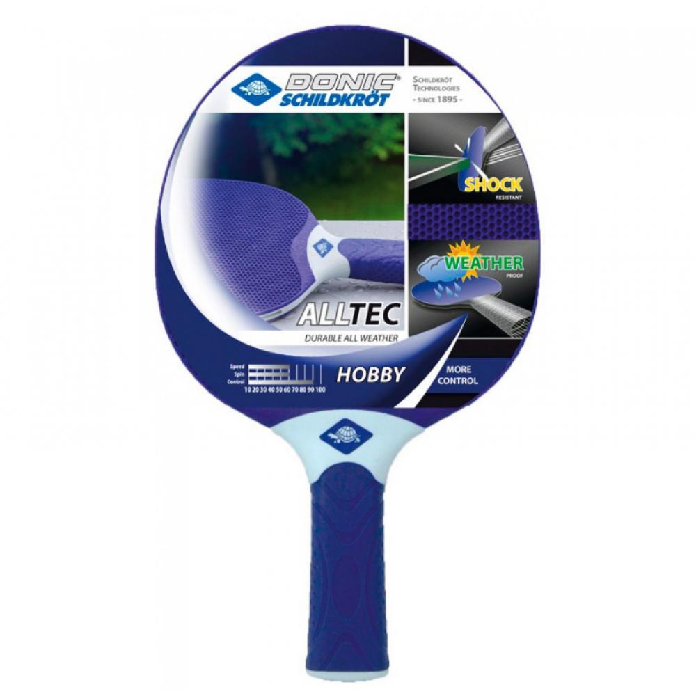 Ракетка для настольного тенниса Alltec HOBBY