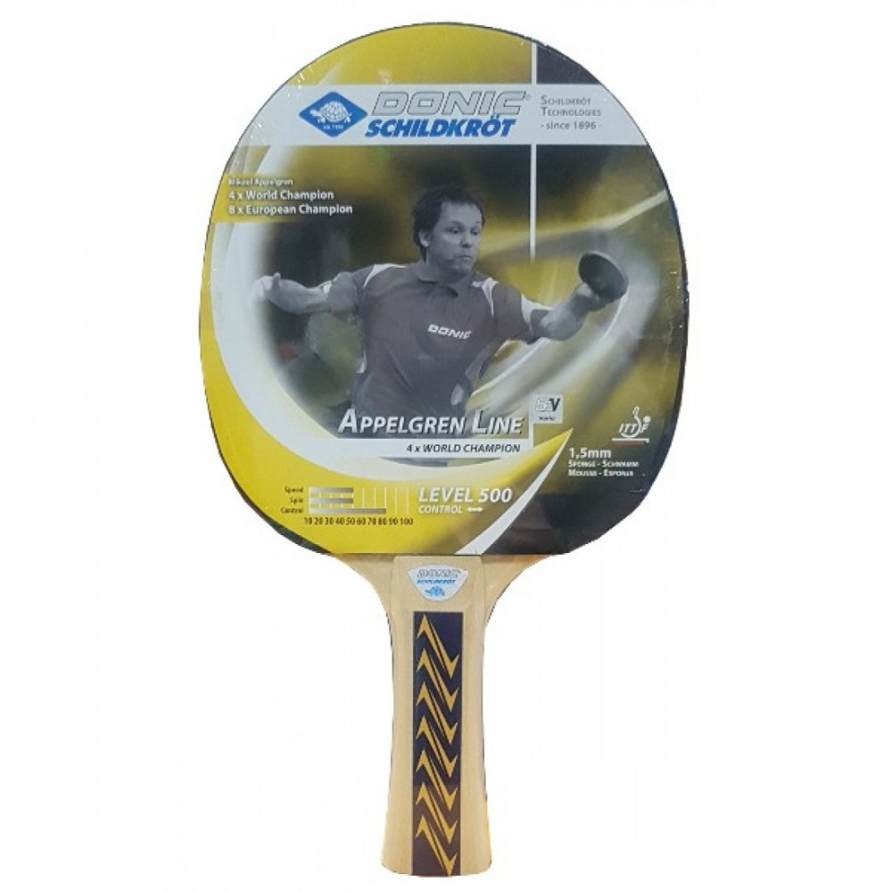 Ракетка для настільного тенісу Appelgren 500