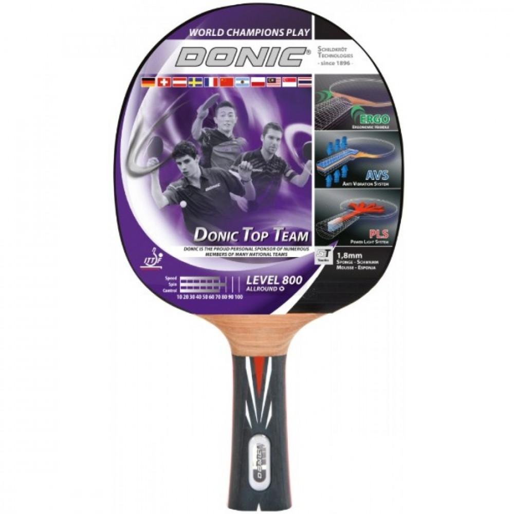 Ракетка для настольного тенниса Top Team 800