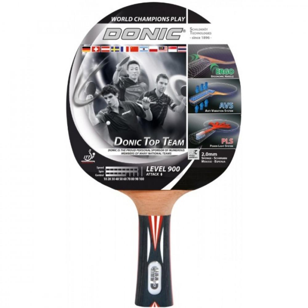 Ракетка для настольного тенниса Top Team 900