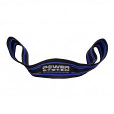 Пояс сопротивления Power System PS-3720 Bench Blaster Ultra Black/Blue L