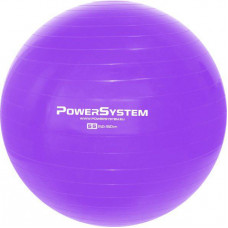 Мяч для фитнеса и гимнастики POWER SYSTEM PS-4011 55 cm Purple