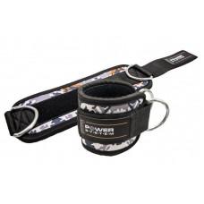 Манжеты на лодыжку Power System Ankle Strap Camo PS-3470 Grey/Black