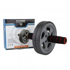 Колесо для пресса Power System Power Ab Wheel PS-4006