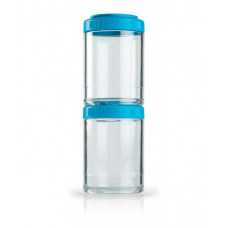Контейнер спортивный BlenderBottle GoStak 2 Pak Aqua (ORIGINAL)