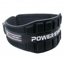 Пояс неопреновый для тяжелой атлетики Power System Neo Power PS-3230 Black/Red M