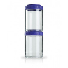 Контейнер спортивный BlenderBottle GoStak 2 Pak Purple (ORIGINAL)