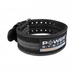 Пояс для пауэрлифтинга Power System Power Lifting PS-3800 XXL Black/Grey