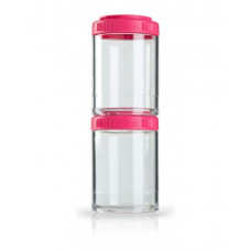 Контейнер спортивный BlenderBottle GoStak 2 Pak Pink (ORIGINAL)