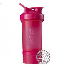 Шейкер спортивний BlenderBottle ProStak 650ml з 2-ма контейнерами Pink FL (ORIGINAL)