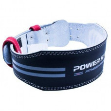 Пояс для тяжелой атлетики Power System Dedication PS-3260 Black/Red XL