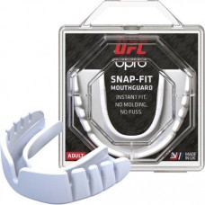 Капа OPRO Snap-Fit UFC Hologram White (art.002257002)