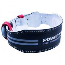 Пояс для тяжелой атлетики Power System Dedication PS-3260 Black/Red XXL