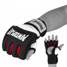 Перчатки для MMA PowerPlay 3075 Черные-Белые M