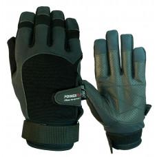 Перчатки для кроссфіту PowerPlay 2076 Черные M