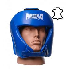 Боксерский шлем турнирный PowerPlay 3049 Синий XL