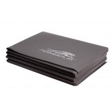 Коврик для фитнеса и йоги складной PowerPlay 4012 (173*61*0.4) Серый