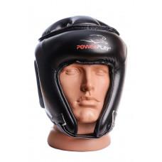 Боксерский шлем турнирный PowerPlay 3045 Черный S