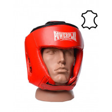 Боксерский шлем турнирный PowerPlay 3049 Красный XL
