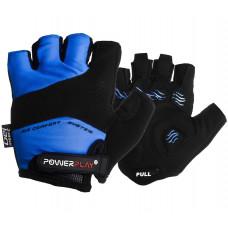 Велоперчатки PowerPlay 5013 C M Синие