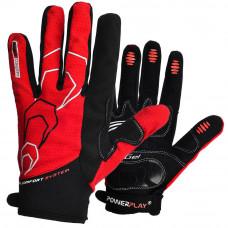 Велоперчатки PowerPlay 6556 С Красные XL