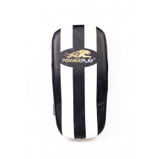 Макивара PowerPlay 3040 Черно-Белая PU