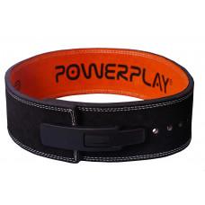 Пояс для тяжелой атлетики PowerPlay 5175 Черно-Оранжевый XS