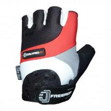 Велоперчатки Freeride Calypso FR-1203 L Red