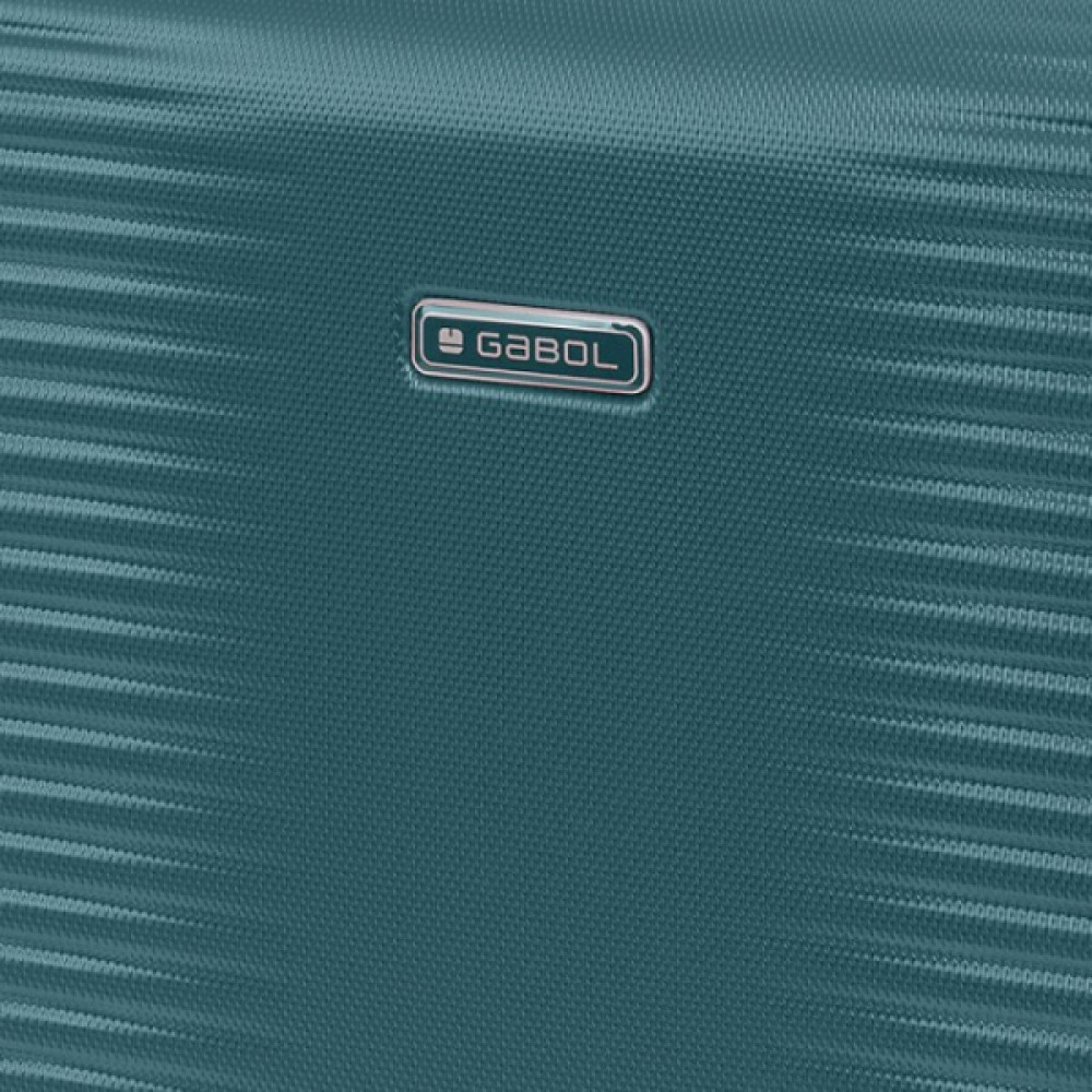 Чемодан Gabol Balance (M) Turquoise