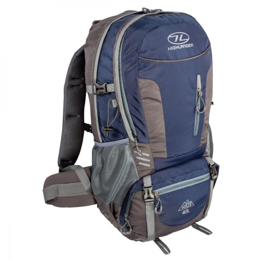 Рюкзак туристичний Highlander Hiker 40 Navy Blue