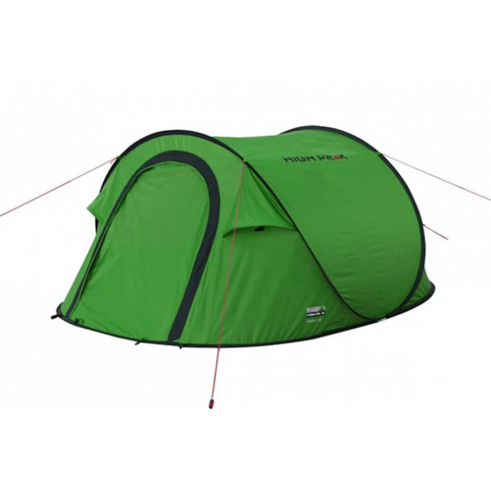 Палатка High Peak Vision 3 (Green)