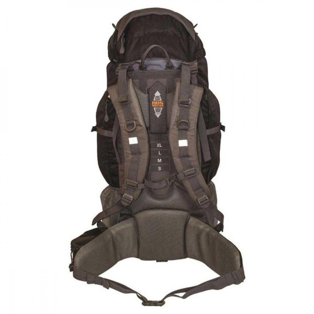 Рюкзак туристичний Highlander Discovery 85 Black