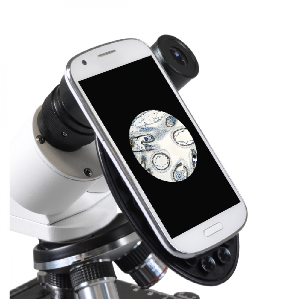 Мікроскоп Bresser Erudit Basic Bino 40x-400x