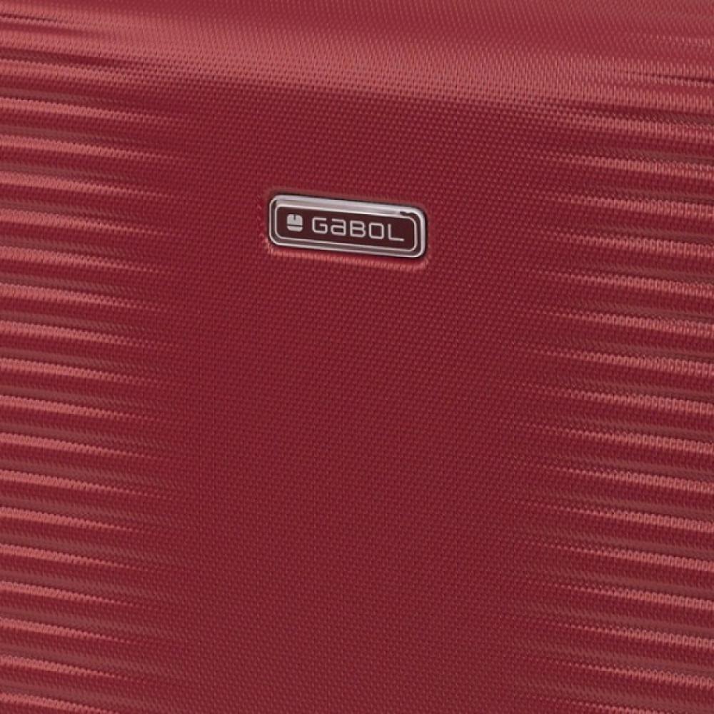 Чемодан Gabol Balance (S) Red