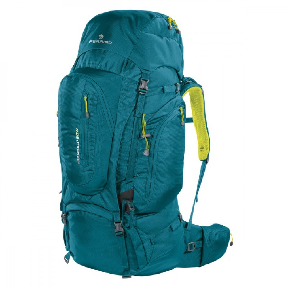 Рюкзак туристический Ferrino Transalp 60 Lady Blue